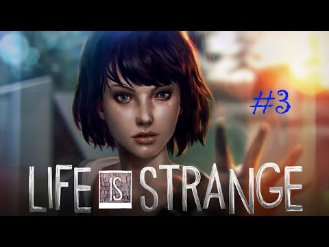 Let's Play Life Is Strange [S#5/E#3] Zeitgeist Gallery
