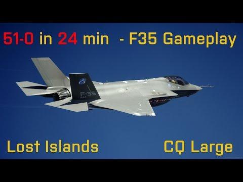 BF4 Stealth Jet Round (51-0) Lost Islands [1080p60]