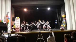 Танц 1 135 СОУ ЯН КОМЕНСКИ 1-ВІ клас