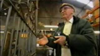 Making Traditional Wrought Iron Gates