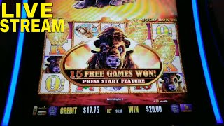 LIVE Stream Slot Play From Wynn Las Vegas