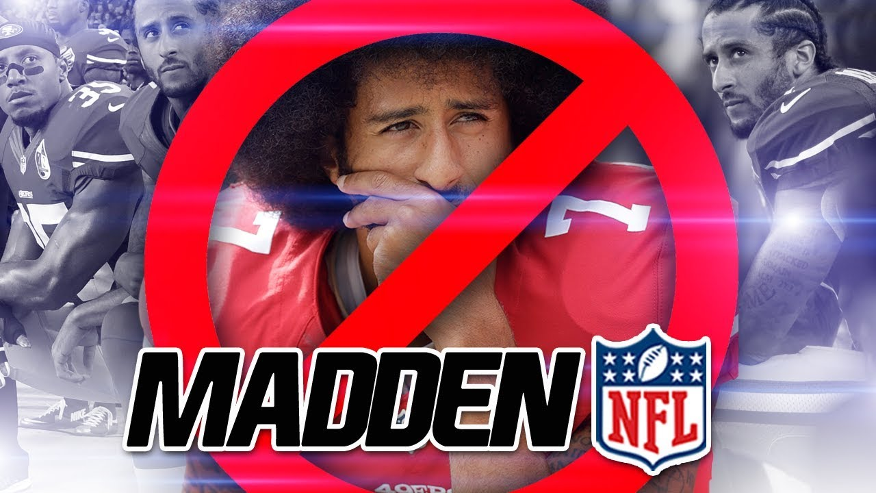 How Colin Kaepernick Was BANNED From Madden NFL