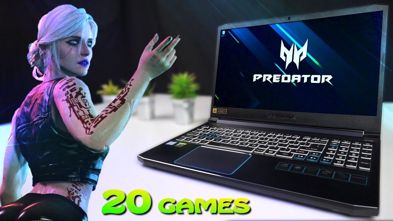 Acer Predator Helios 300 2019 Benchmarks Gtx 1660ti I7 9750h
