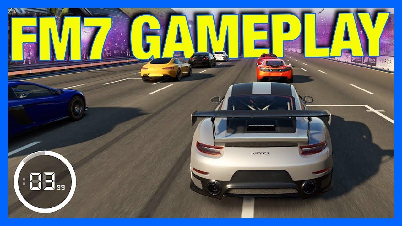 forza motorsport 7 gameplay car list customization. Black Bedroom Furniture Sets. Home Design Ideas