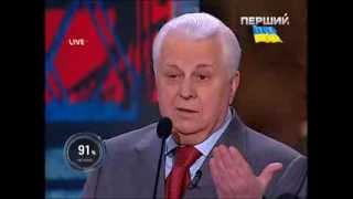 Кравчук троллит Путина как не совсем законного президента не совсем законной России, согласно путинс
