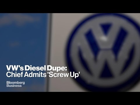 Can VW Win Back Trust After Admitting Diesel Dupes?
