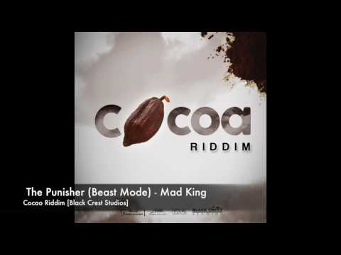 The Punisher (Beast Mode)- Mad King - Cocoa Riddim -  SOCA 2017
