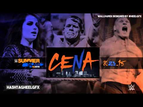 2015: WWE SummerSlam Official Promo Theme...