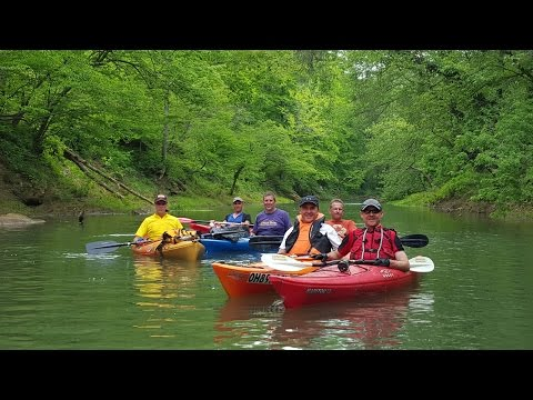 Boy's Weekend 2015 in Hocking Hills, Ohio