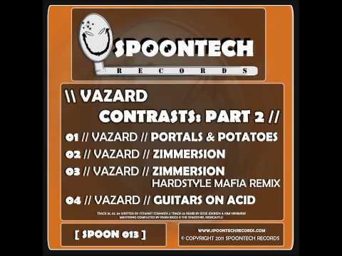 Vazard - Zimmersion [SPOON 013]
