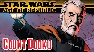 When Did Dooku Leave the Jedi Order - Age of Republic: Count Dooku Review and Analysis