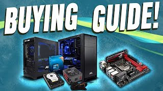 Best PC Part Deals for Black Friday & Cyber Monday in 2019? Watch This Buying Guide!