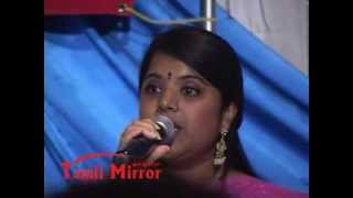 Thamil thai Valthu by Saibruntha at Tamil Mirror Gala Nite 2012