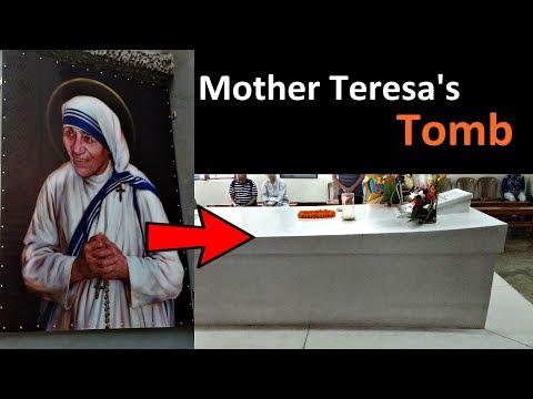 Mother House Kolkata I Mother Teresa's Tomb I Missionaries Of Charity