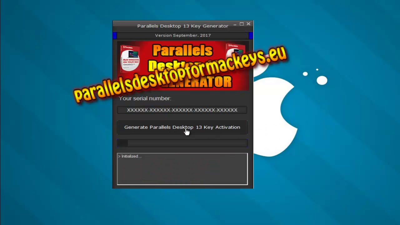 parallels 13 activation key generator
