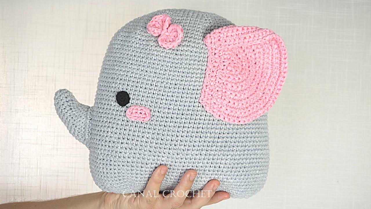 Anabu Crochet - Amigurumi Elefante 💙 O queridinho das...   Facebook   720x1280