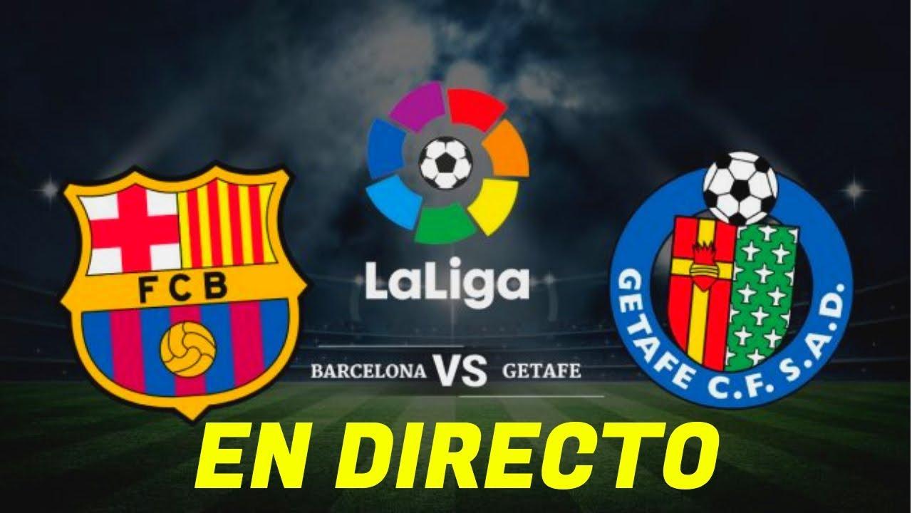 Lucky, Very Lucky: FC Barcelona Versus Getafe Result And ...  |Getafe- Barcelona