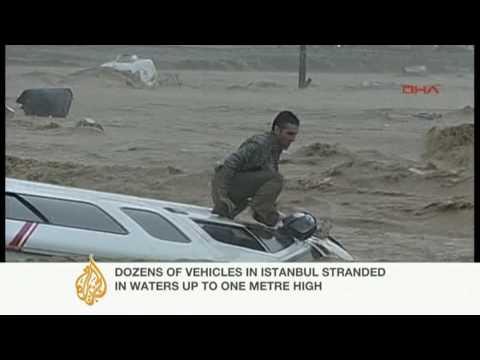 Thousands homeless in Turkey floods - 09 Sep 09