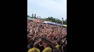 do it now remember it later sleeping with sirens 7 19 12 warped