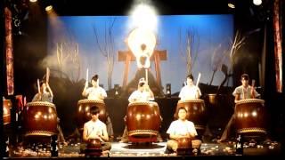 2013 青十鼓二團年度音樂會 6 風聲雷動 102 08 10