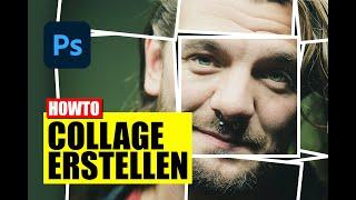 Photoshop: Collage erstellen - Tutorial - deutsch/german
