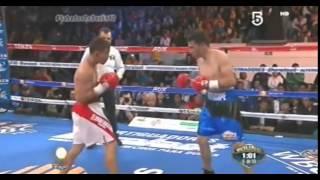 Jonathan Taconing vs Ramon Garcia Hirales Full TKO
