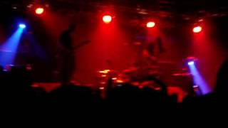 All That Remains live at Soma Opening/ Before the Damned