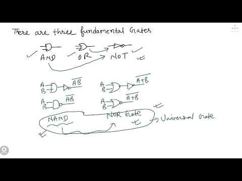 L4 । Why NAND & NOR GATE are called Universal Gates? | Digital Logic Design | [In Hindi]