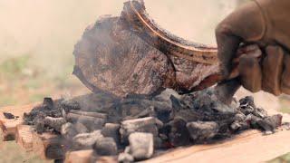 Tomahawk Steak ㅣ 토마호크 ㅣ 캠핑요리 ㅣ…