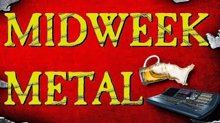 Midweek Metal Episode - 149 Machine Head, Countdown & New Angel Witch