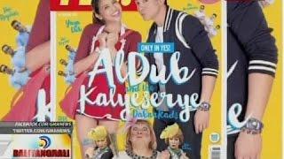 BT: Kalyeserye stars, tampok sa cover ng iba't ibang magazine