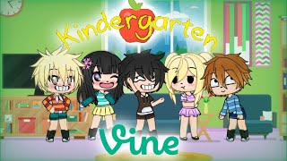 Kindergarten as Vines(because am bored and am working on an animation)