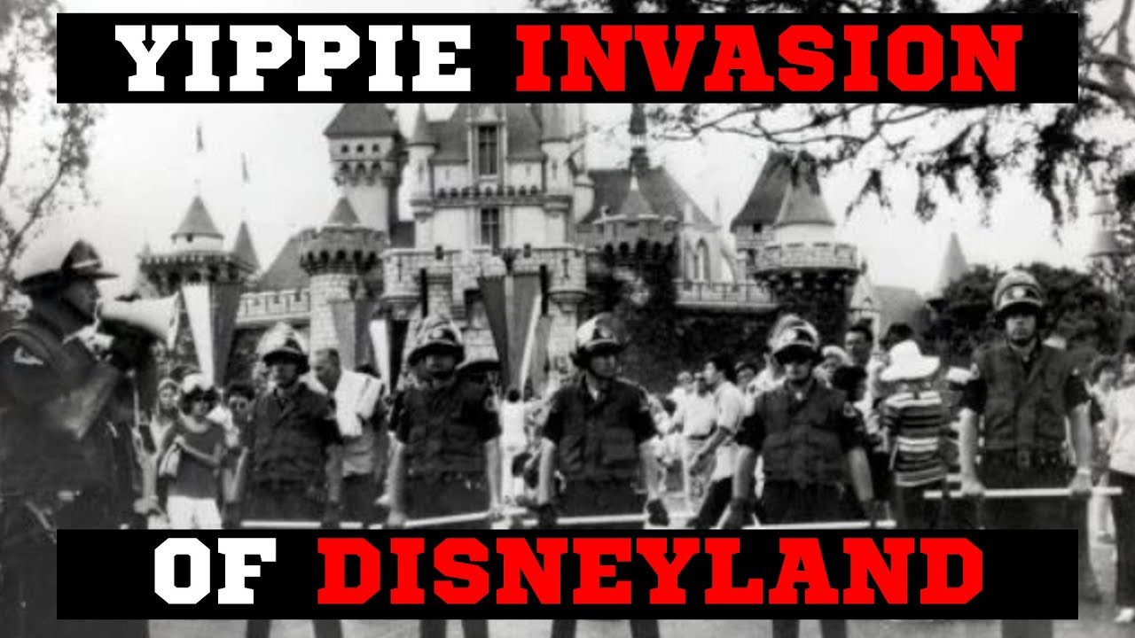 Download The Yippie Invasion of Disneyland 1970 - EXPLAINED
