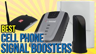 7 Best Cell Phone Signal Boosters 2016