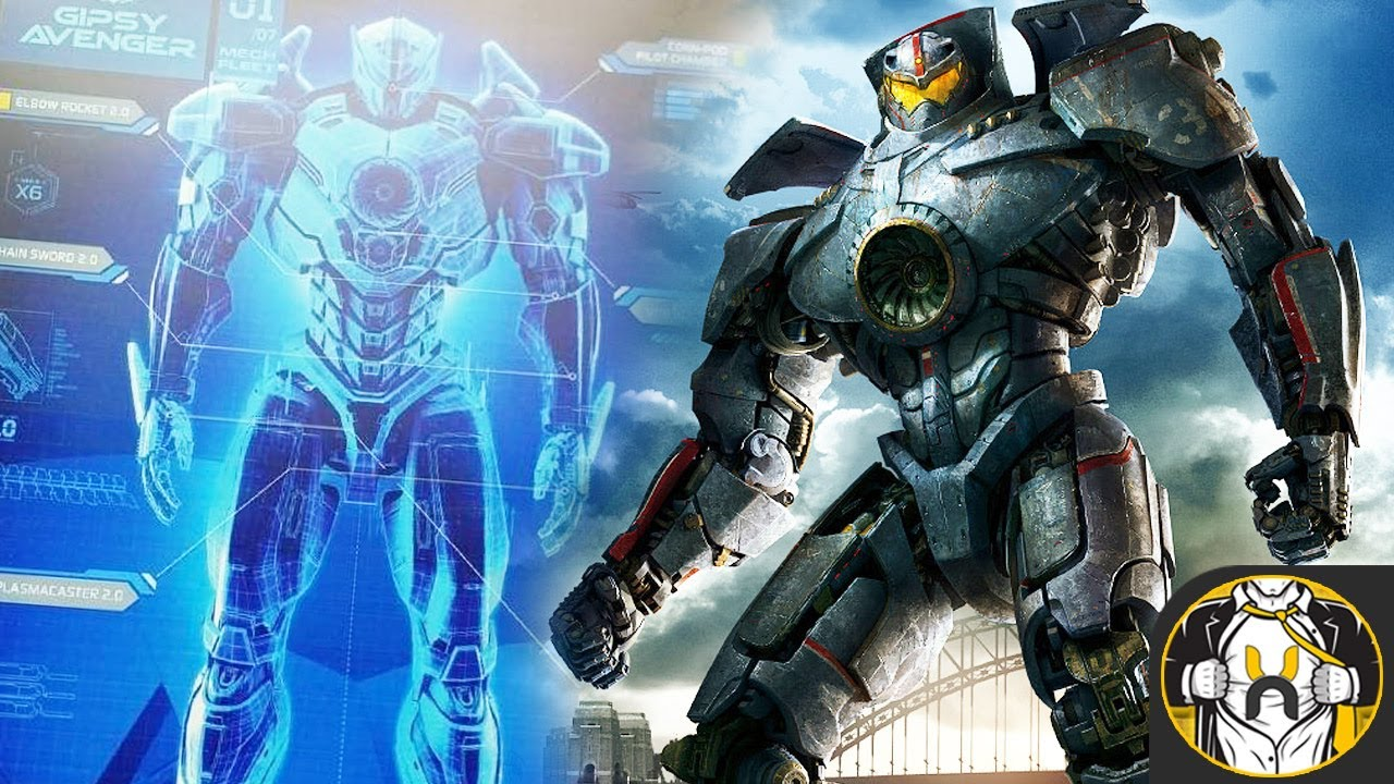 Comparing Gipsy Avenger and Gipsy Danger | Pacific Rim: Uprising