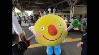 ひたちなか海浜鉄道開業10周年・湊線の旅