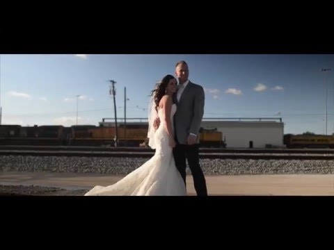 Stone Wedding Trailer