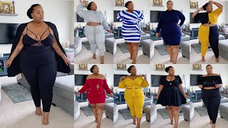 Plus Size/Curve Try-On Haul | + Mental Check-In & Mini Rant LOL