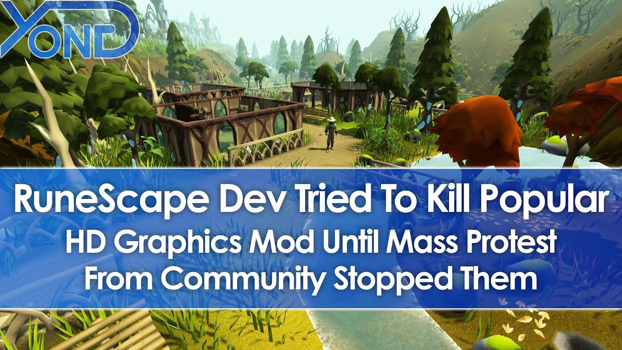 Download Runescape Dev Jagex Tried To Kill RuneLite HD Graphics Mod Until Protest From Players Stopped Them