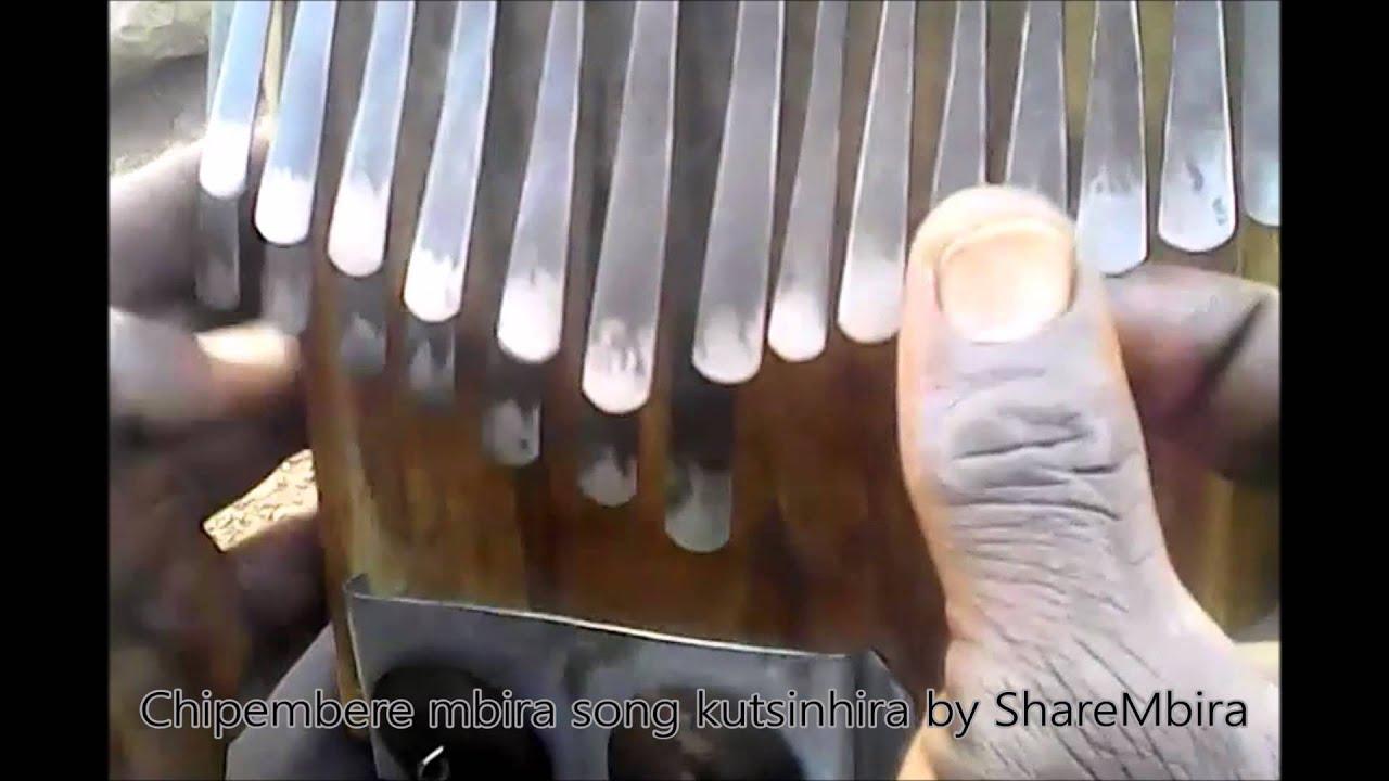 Chipembere Mbira Song Kutsinhira Zimbabwe Traditional Music By Sharembira