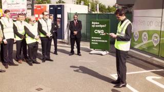 opening cng station schoten 21 may 2015