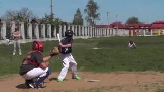 Первенство Беларуси по бейсболу прошло в Пинском районе