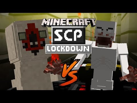 Roblox Scp Containment Breach Roleplay Scp 173 Vs Scp 096 Minecraft Scp Containment Breach Roleplay