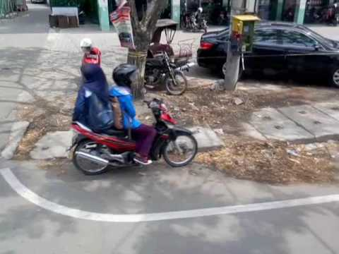 "video documenter political club ""perjalanan mengunakan Transkutaradja, Banda Aceh"