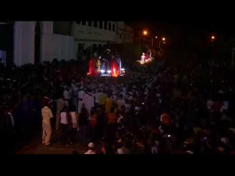 Jueves Santo en Tolu - Abril 1 y 2 de 2010