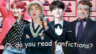 Dear BTS, I have some questions
