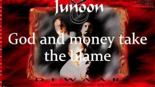 Junoon-No More (with lyrics karaoke) [HQ]