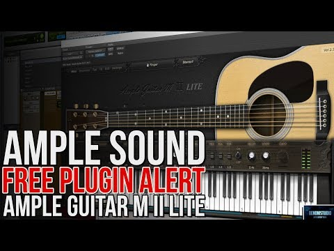 FREE PLUGIN ALERT | AMPLE GUITAR M II LITE