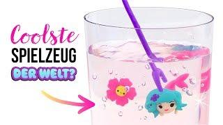 COOLSTE SPIELZEUG der WELT? Slime oder Gel?! Süßes DIY Set zum Selbermachen im Test! Cute Life Hacks