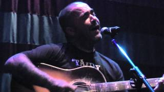 Aaron Lewis, Pardon Me, Acoustic House of Blues, 7-12-11